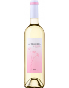 ANDROSELA BLANCO semi sweet - DELICATE AND SUGGESTIVE 2017 75cl White